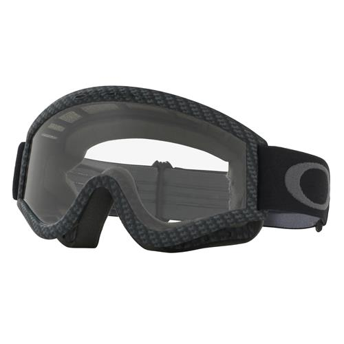 OAKLEY L-Frame MX Car Fiber/ Transparente