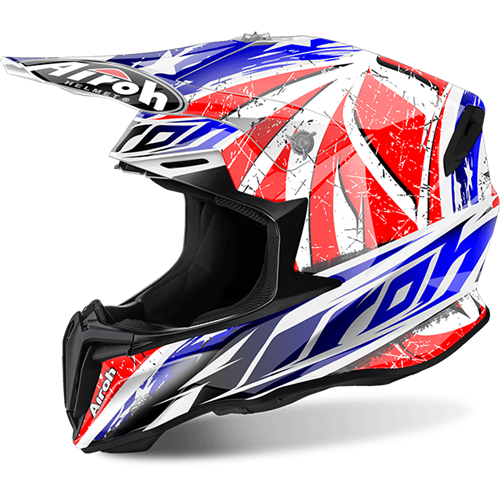 AIROH Capacete TWIST LEADER Gloss