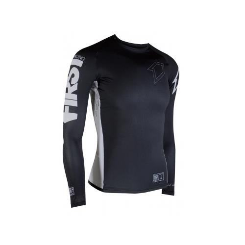 FIRST RACING Camisola SKINNY FIT Preto 2019