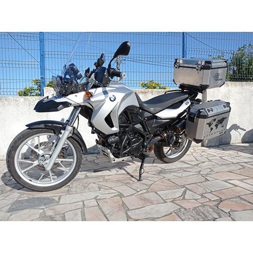 BMW F650 GS BMW f650gs twin