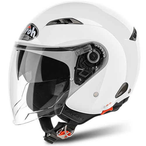 Capacete CITY ONE COLOR Branco AIROH