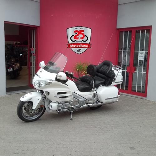 Honda Goldwing GL1800 c/ GPS
