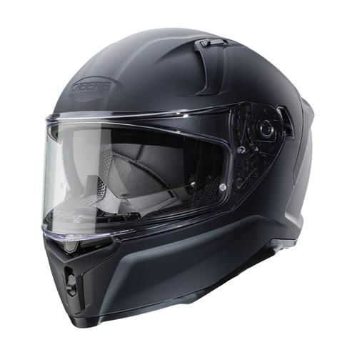 Capacete AVALON COLOR Preto Matt Caberg