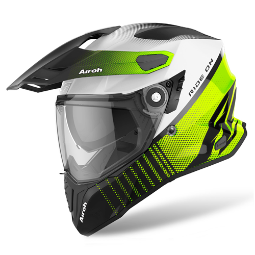 Capacete COMMANDER PROGRESS Lima Gloss 2020