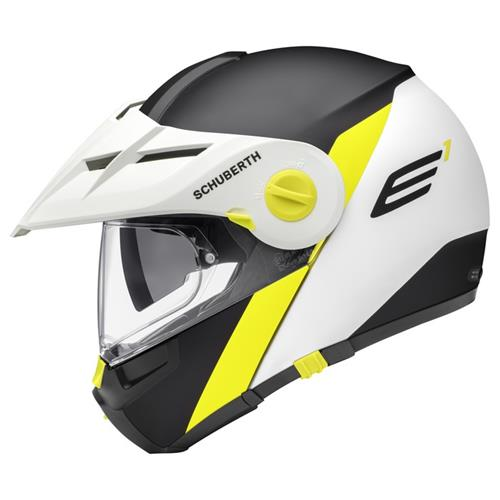 Schuberth Capacete E1 Gravity Yellow