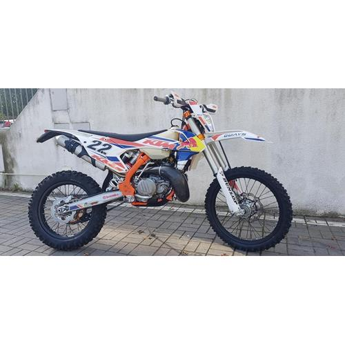 KTM EXC‑F SIX DAYS KTM EXC 250 Six Days Chile