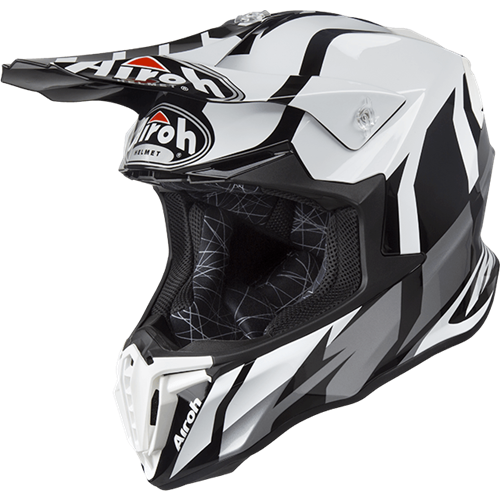 AIROH Capacete TWIST GREAT Cinza Gloss 2019