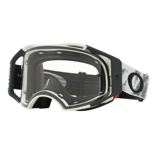 Oculos OAKLEY AirBrake MX Matt White Speed