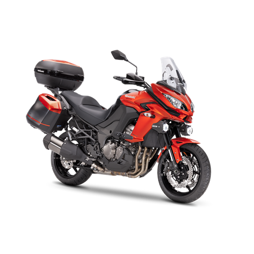 Kawasaki Versys 1000 Grand Tourer 2015
