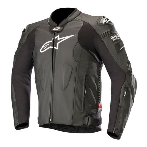 Blusão Alpinestars MISSILE LEATHER JACKET TECH-AIR® COMPATIBLE