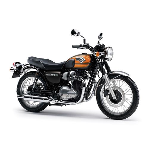 Kawasaki W800 Final Edition