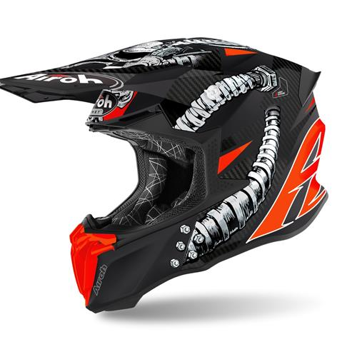 AIROH Capacete TWIST 2.0 BOLT Matt 2020