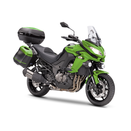 Kawasaki Versys 1000 Grand Tourer 2016