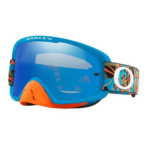 Óculos OAKLEY O-Frame 2.0 MX Camo V Jungle Azul Iri