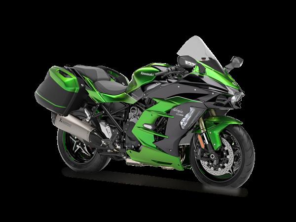 Kawasaki Ninja H2 Sx Performance Tourer Moto Sport Tourer